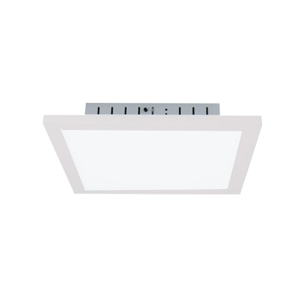 rgb und cct led panel lola flat mit fernbedienung 16w 30x30cm 1x 16 watt 35 00 cm 35 00 cm. Black Bedroom Furniture Sets. Home Design Ideas