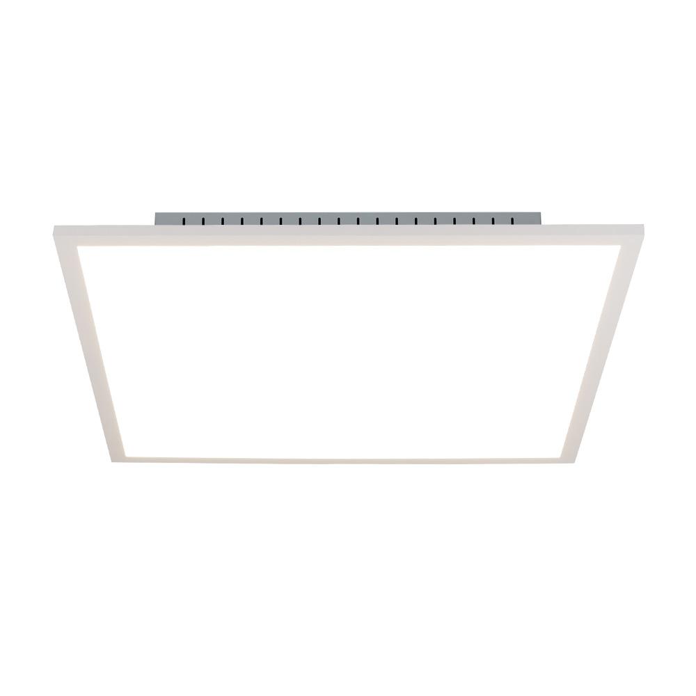 rgb und cct led panel lola flat mit fernbedienung 33w 62x62cm 1x 33 watt 62 00 cm 62 00 cm. Black Bedroom Furniture Sets. Home Design Ideas