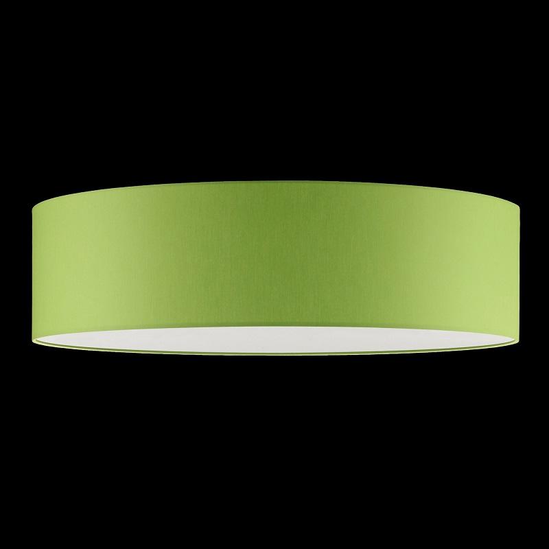 runder lampenschirm chintz stoff apfelgr n 60 cm wohnlicht. Black Bedroom Furniture Sets. Home Design Ideas
