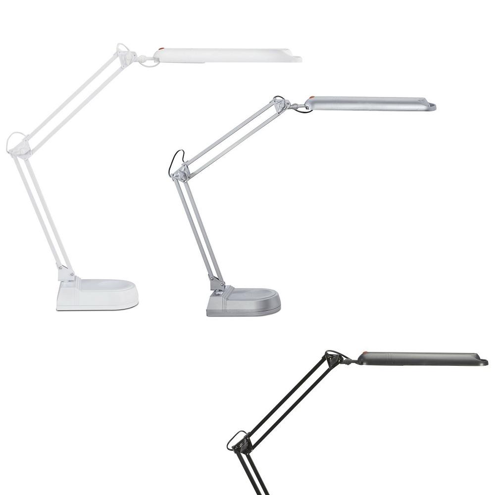 schreibtischlampe mit standfu 3 farben wohnlicht. Black Bedroom Furniture Sets. Home Design Ideas
