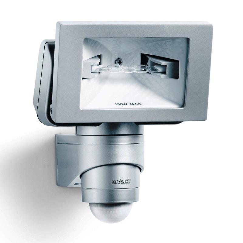 sensor halogenstrahler aus kunststoff und keramik inklusive infrarot sensor und. Black Bedroom Furniture Sets. Home Design Ideas