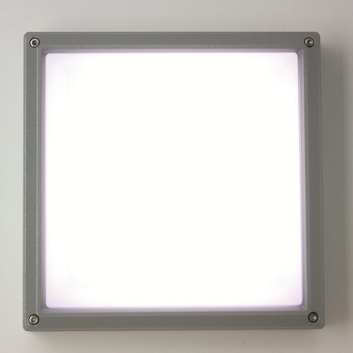 sensor led wandleuchte aluminiumdruckguss warmwei 3000k ip55 wohnlicht. Black Bedroom Furniture Sets. Home Design Ideas