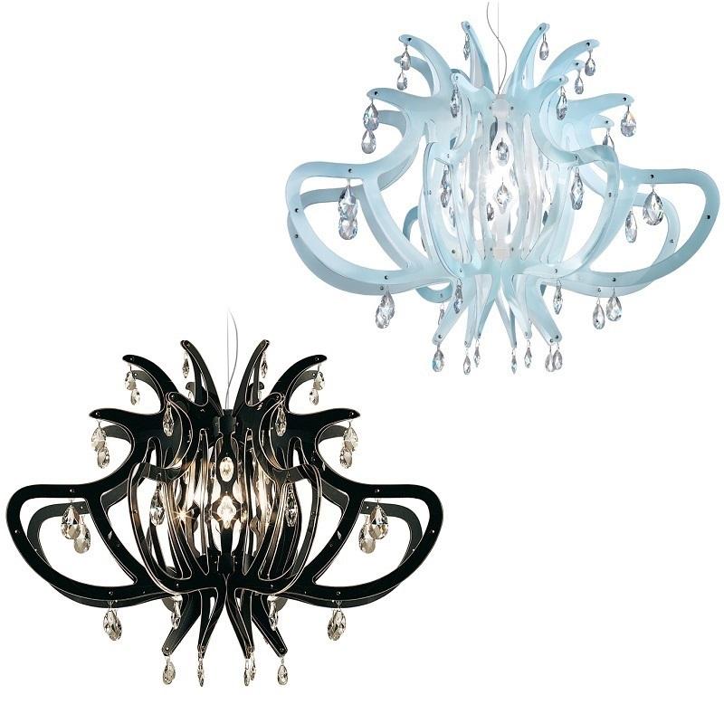 slamp designer kronleuchter medusa 83cm wohnlicht. Black Bedroom Furniture Sets. Home Design Ideas