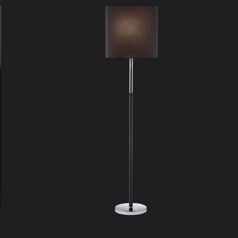stehleuchte mit stoffschirm 45 cm farbe w hlbar wohnlicht. Black Bedroom Furniture Sets. Home Design Ideas