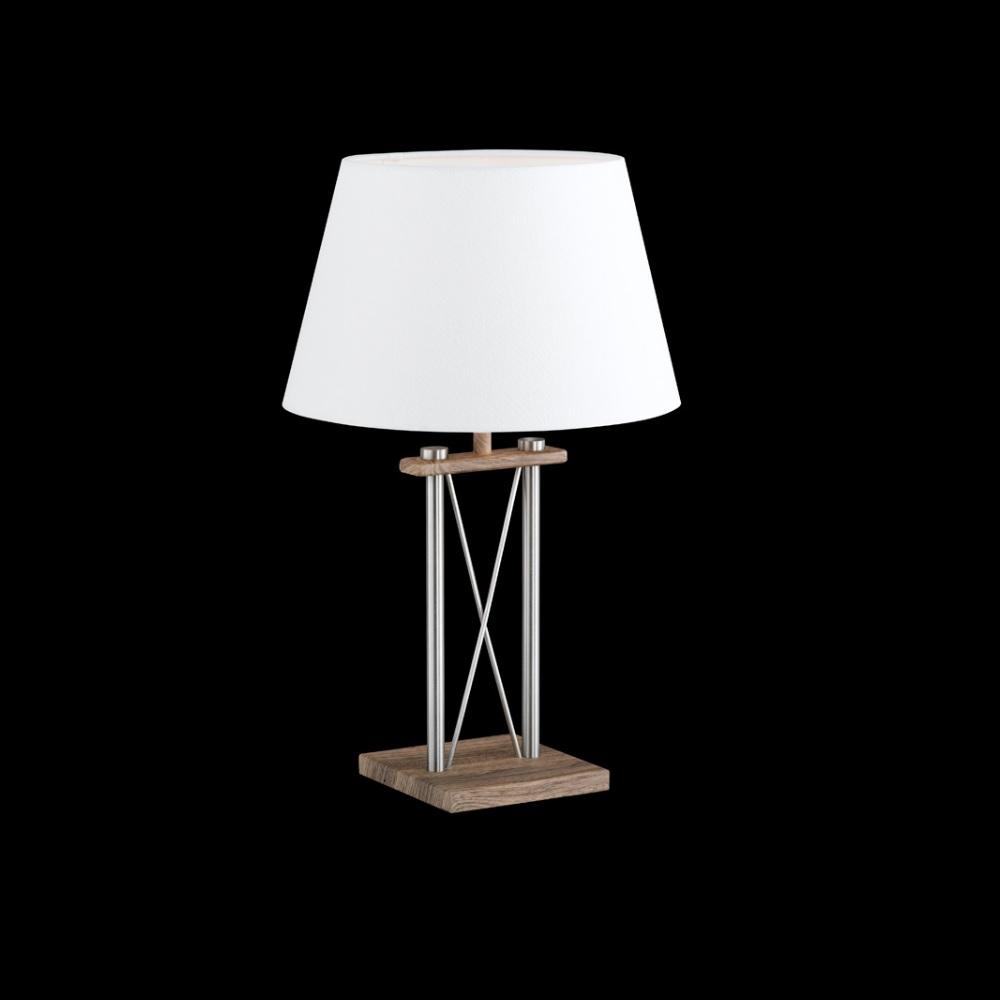 tischleuchte mit schirm wohnlicht. Black Bedroom Furniture Sets. Home Design Ideas