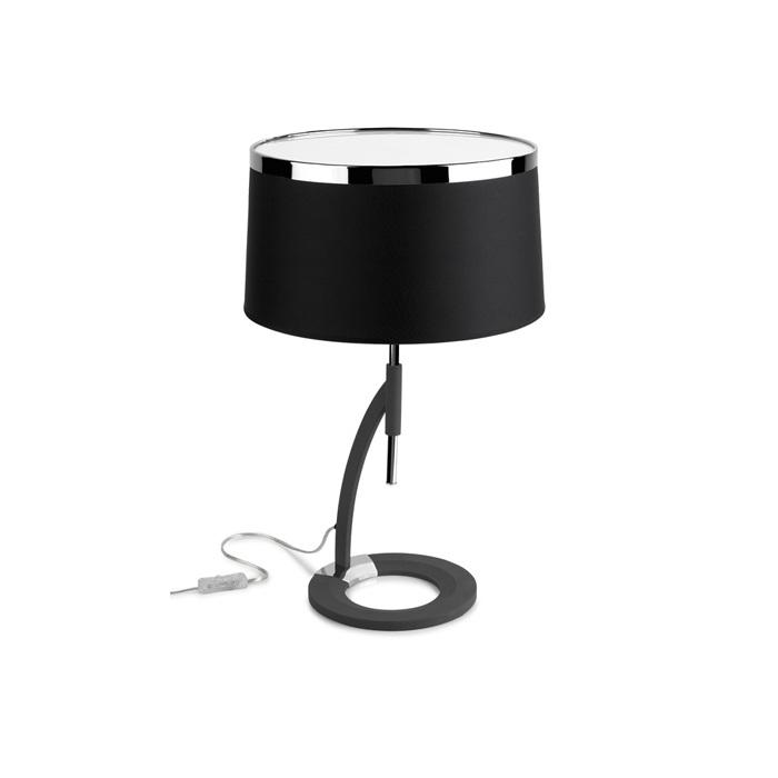 tischleuchte im modernen design wohnlicht. Black Bedroom Furniture Sets. Home Design Ideas