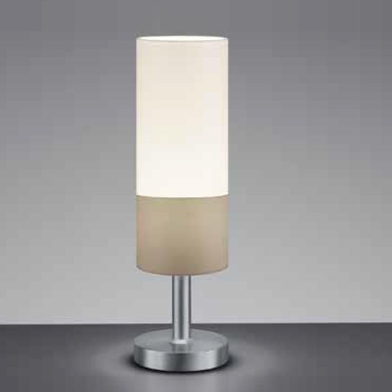 tischleuchte resident mit stoffschirm wohnlicht. Black Bedroom Furniture Sets. Home Design Ideas