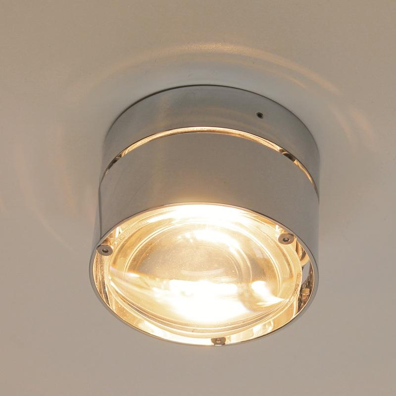 top light led wand oder deckenleuchte puk plus 3 oberfl chen wohnlicht. Black Bedroom Furniture Sets. Home Design Ideas