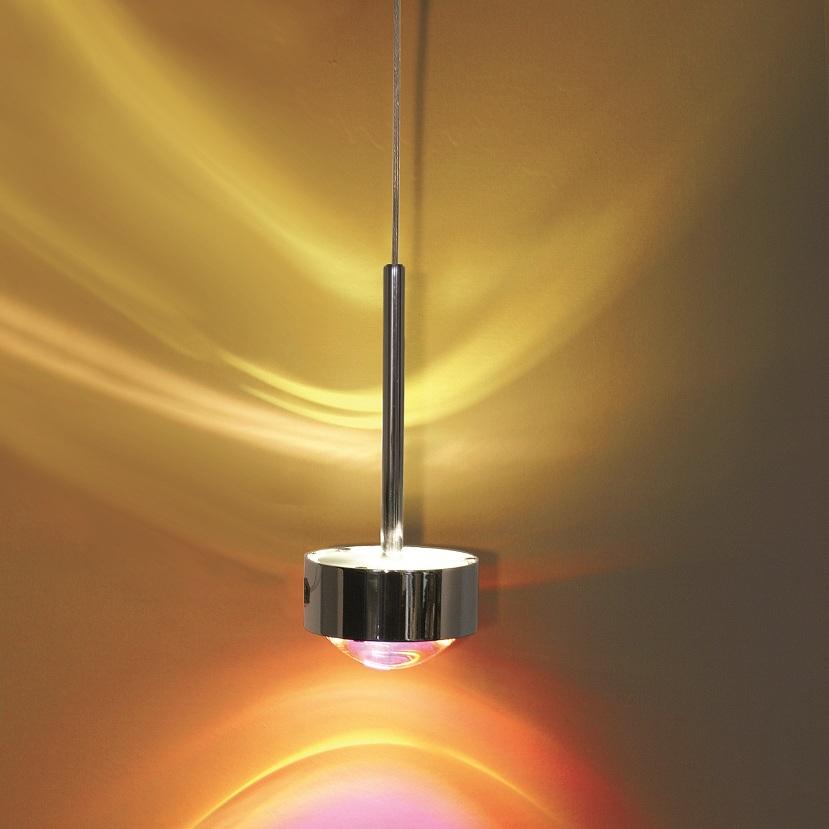 top light puk led pendelleuchte maxx puk long one wohnlicht. Black Bedroom Furniture Sets. Home Design Ideas