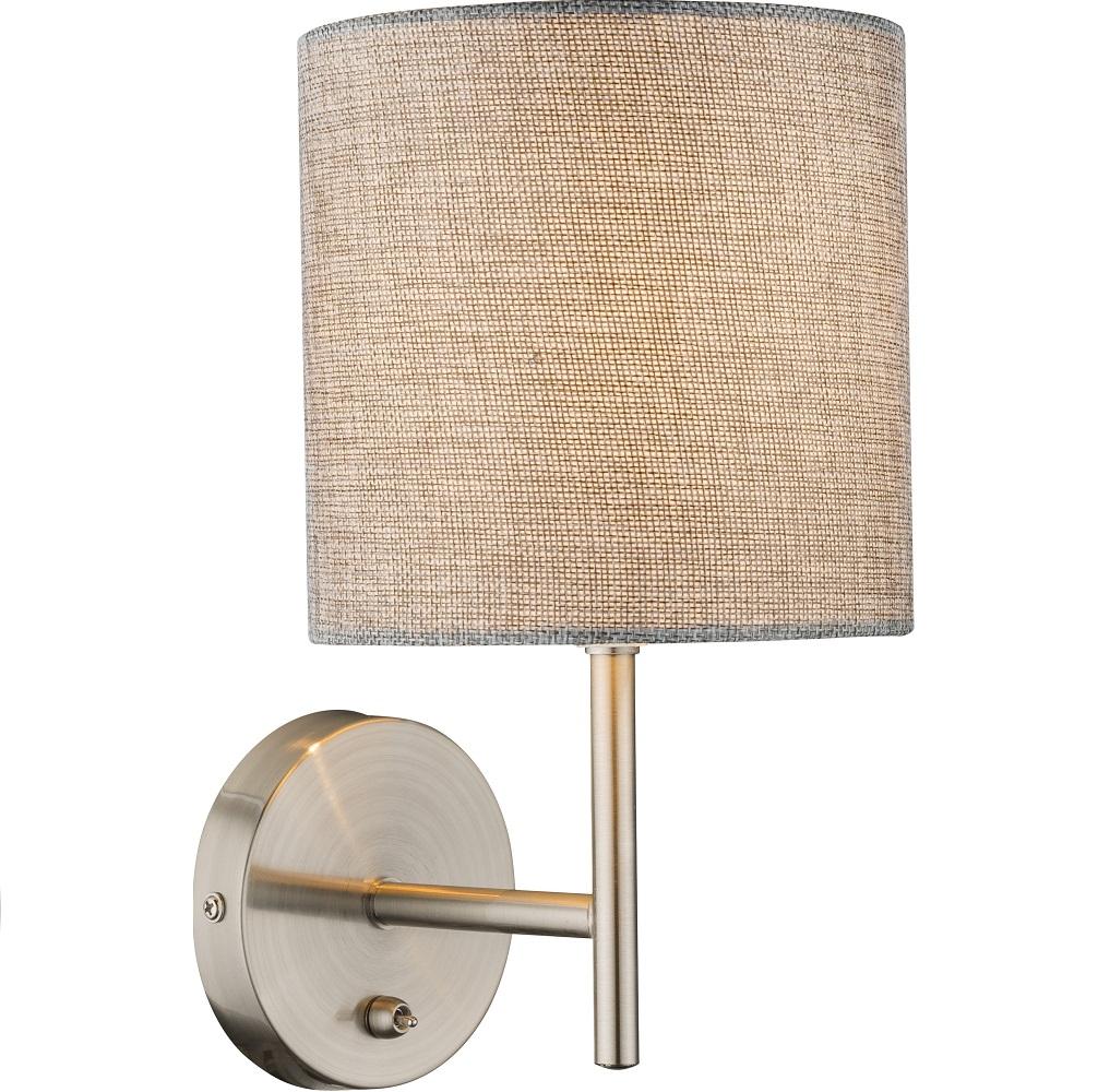 wandleuchte mit schirm in verschiedene varianten wohnlicht. Black Bedroom Furniture Sets. Home Design Ideas