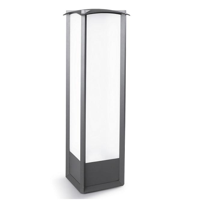 wegeleuchte h he 75cm inklusive 55watt leuchtmittel wohnlicht. Black Bedroom Furniture Sets. Home Design Ideas